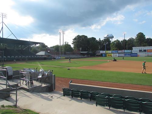062818 baseball baseball18 baseballpark ballpark stadium graingerstadium canonpowershotsx30is downeastwoodducks woodducks carolina league a milb kinston nc northcarolina