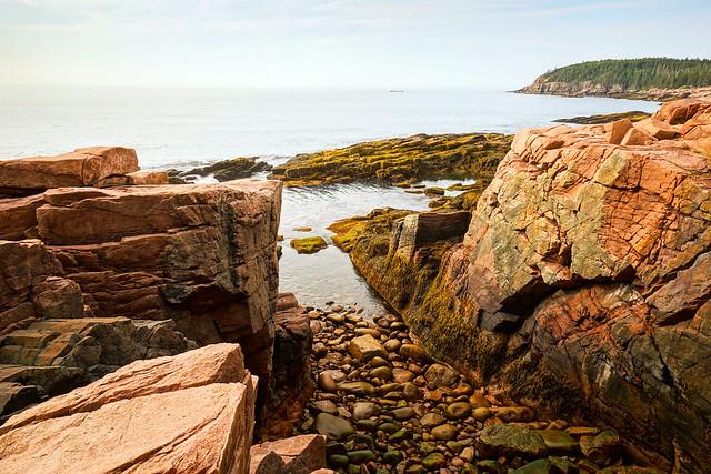 Acadia National Park, Maine - Coast