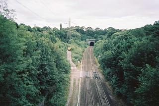 Mainline to London | by knautia