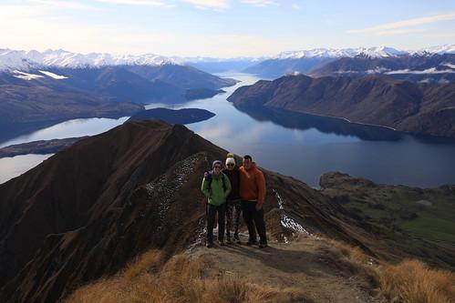 amazing newzealand wanaka hiking royspeak