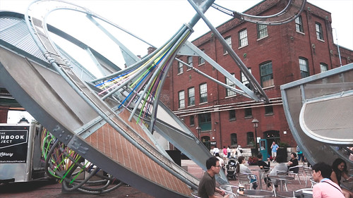 DISTILLERY DISTRICT TORONTO   by Luciana Couto