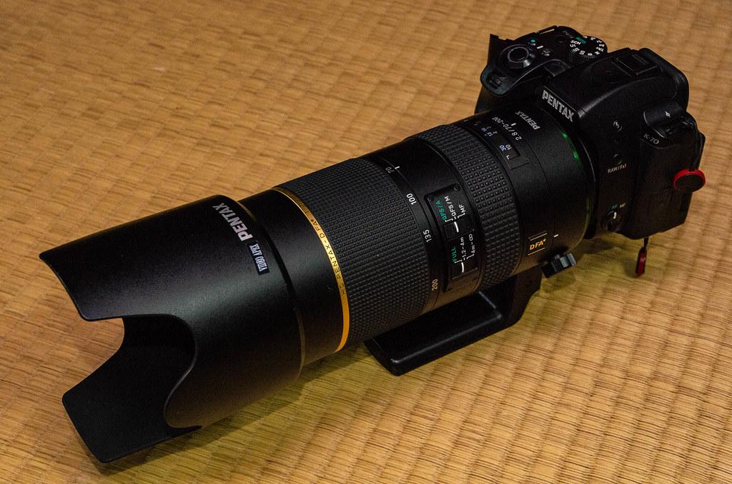 K-70+HD PENTAX-D FA★70-200mmF2.8ED DC AW