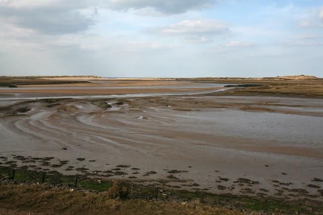 Over Creek, Burnham Overy Staithe, Norfolk