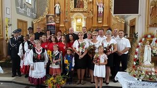 Dożynki Parafialne w Strażowie | by Str@żów.pl