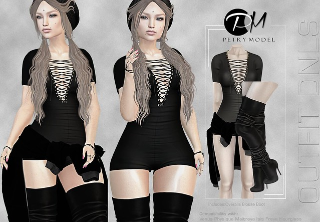 OutFit DNLS - Petry Model -