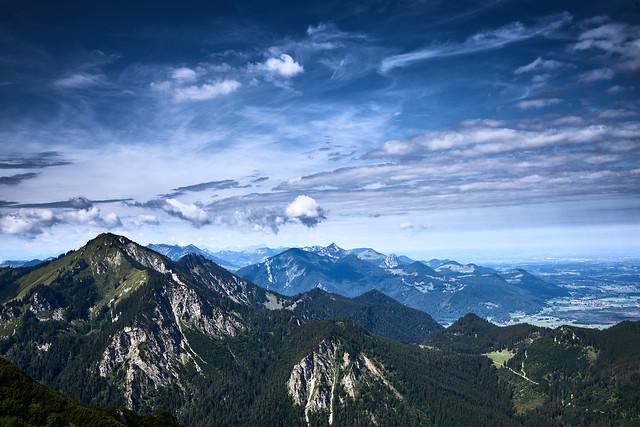 View to Hochgern