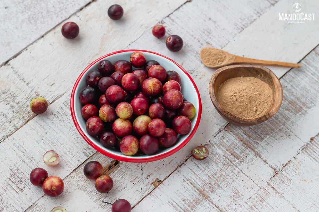 Camu camu berry, the great Peruvian antioxidant!