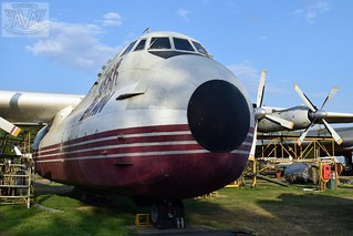 G-BEOZ- Armstrong Whitworth Argosy | by EastMidlandsAeropark