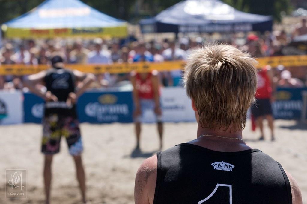 2009 Corona Open - Beach Volleyball