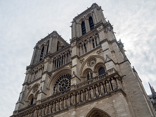 Postcard from Paris - Notre-Dame de Paris in Detail  - PARIS-2018-30 | by aushiker