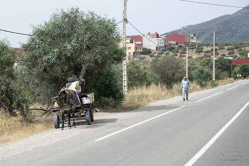 N-16, Bni Sidel Jbel, Provincia de Nador, Marruecos