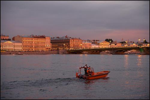 г. Санкт-Петербург, Благовещенский мост | by System_temp
