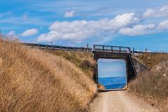 Road overbridge