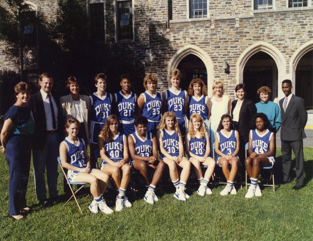 4904bcc49e22 ... 1988-1989 Women s Basketball Team