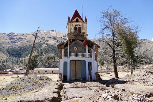 abandoned verlassen geisterstadt church iglesia marangani sicuani cuzco cusco peru fabrica de tejidos fabricadetejidos 2018 abandonado ghost city ciudad pueblo village ruins