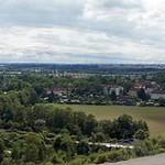 Panorama auf der Halde Rheinelbe