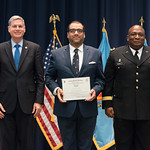 Vi, 07/27/2018 - 14:23 - On July 27, 2018, the William J. Perry Center for Hemispheric Defense Studies hosted a graduation ceremony for its 'Defense Policy and Complex Threats' and 'Cyber Policy Development' programs. The ceremony and reception took place in Lincoln Hall at Fort McNair in Washington, DC.