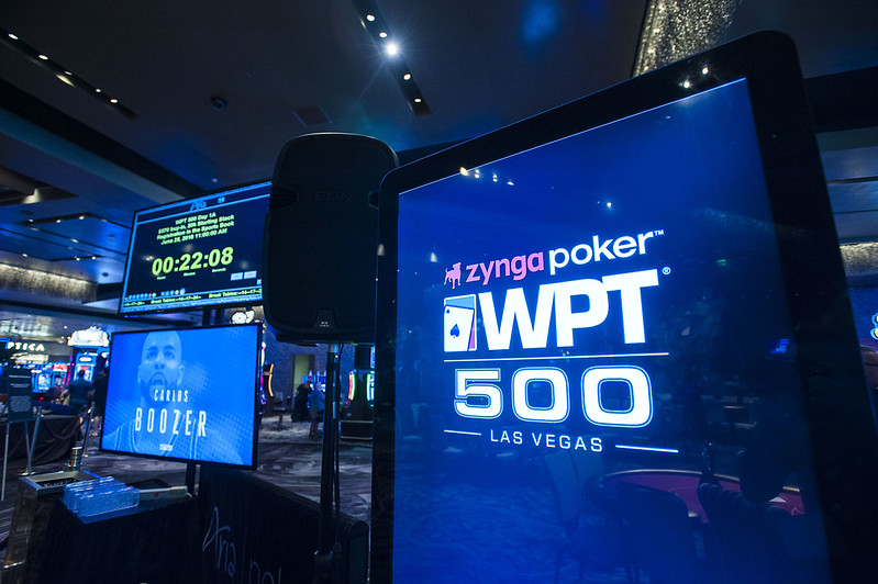 Zynga Poker WPT500 Las Vegas Offers Complete Tour and ARIA ...