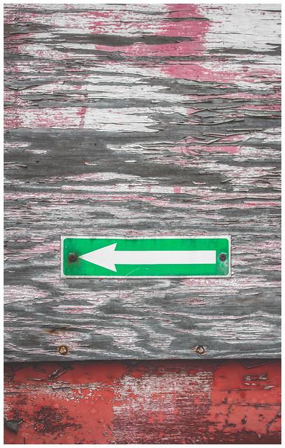 Direction, Pittenweem