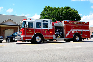 Warsaw, N.C. Engine 3 @ Rest
