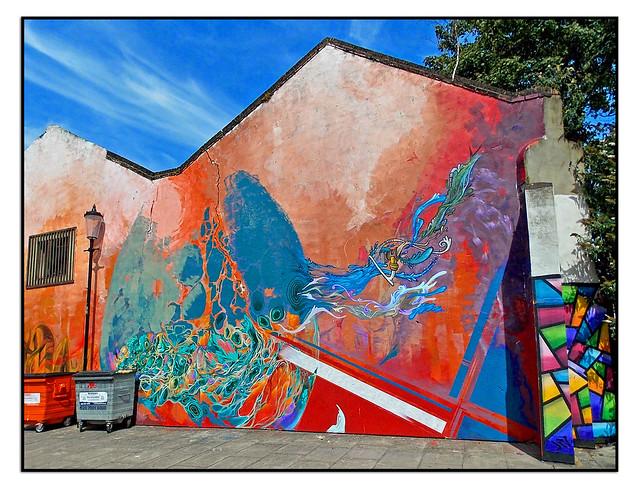 STREET ART by ZADOK