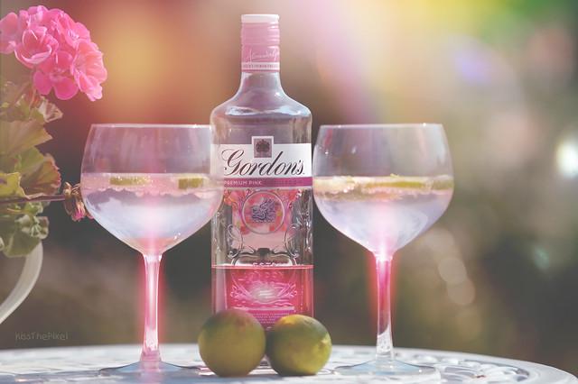 Pink Gin and Rainbows...