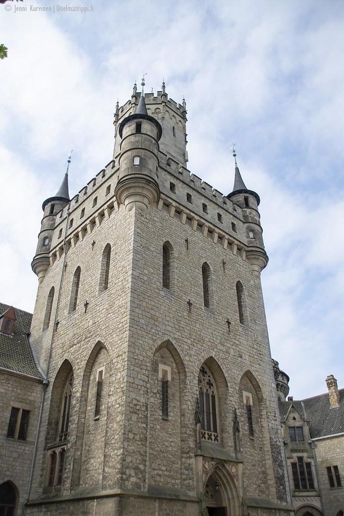Marienburgin linnan torni
