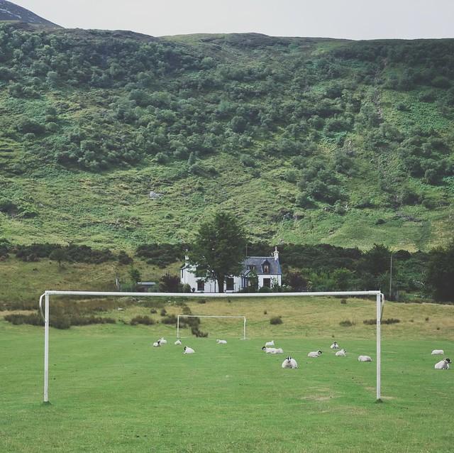 Lochranza Football Pitch