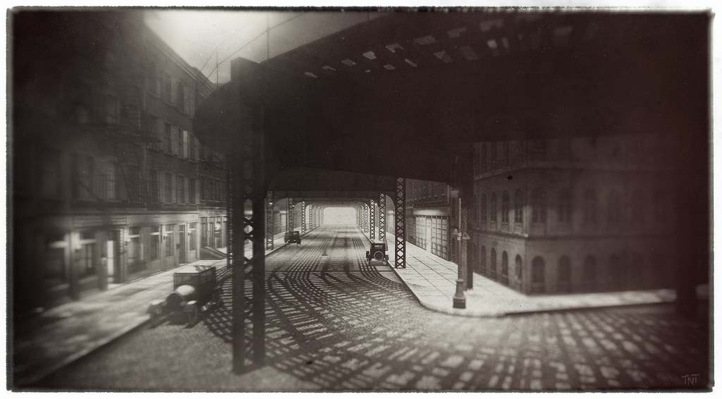 New York City 1920s in Second Life | New York, New York | Tutsy