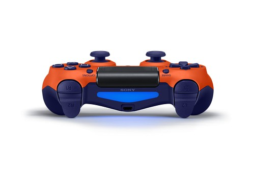 DualShock 4 (Sunset Orange) | by PlayStation.Blog