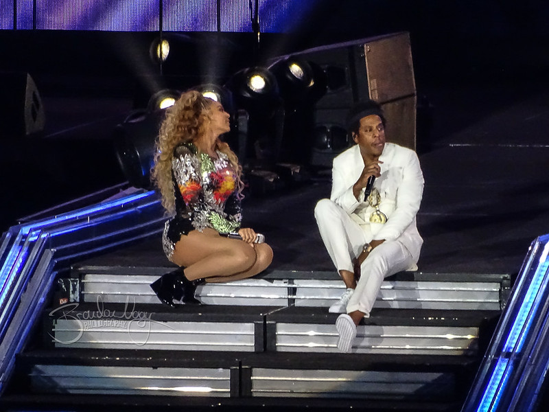Jay-Z and Beyonce | 2018.08.13