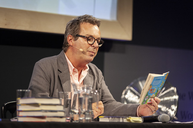 Julian Clary reads from 'The Bolds'
