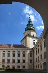 Erzbischöfliches Schloss Kroměříž (Kremsier) (17. Jhdt.)