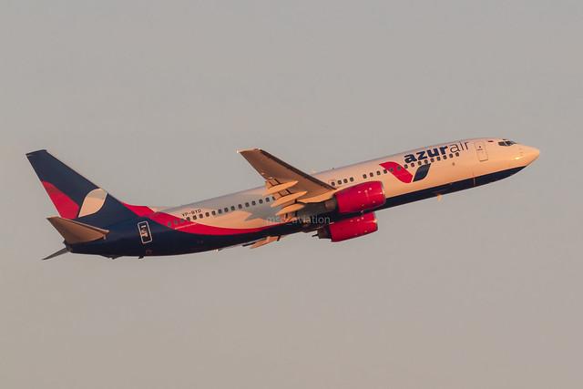 Boeing 737-800 VP-BYD Azur Air