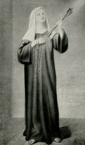 saint dorothy of montau | by Saints and Blesseds
