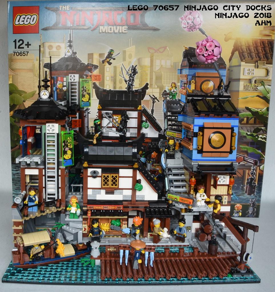 Lego 70657 Ninjago City Docks Lego 70657 Ninjago City Dock Flickr