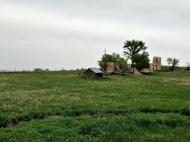 Once Was A Fine Farmstead