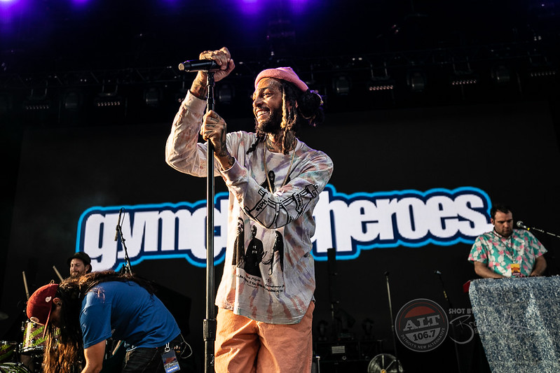 Gym Class Heroes. | 2018.08.14