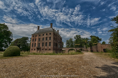 Amerongen Castle | by Manuel Speksnijder