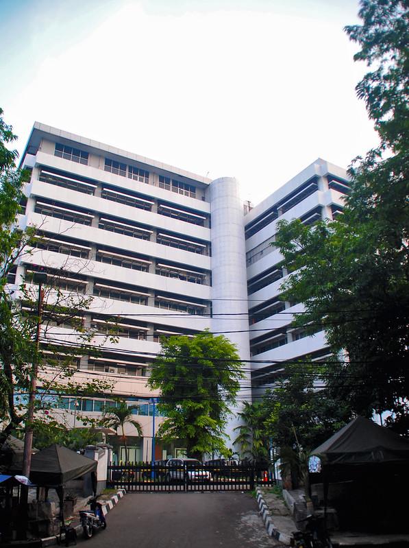 Gedung Kementerian ATR BPN
