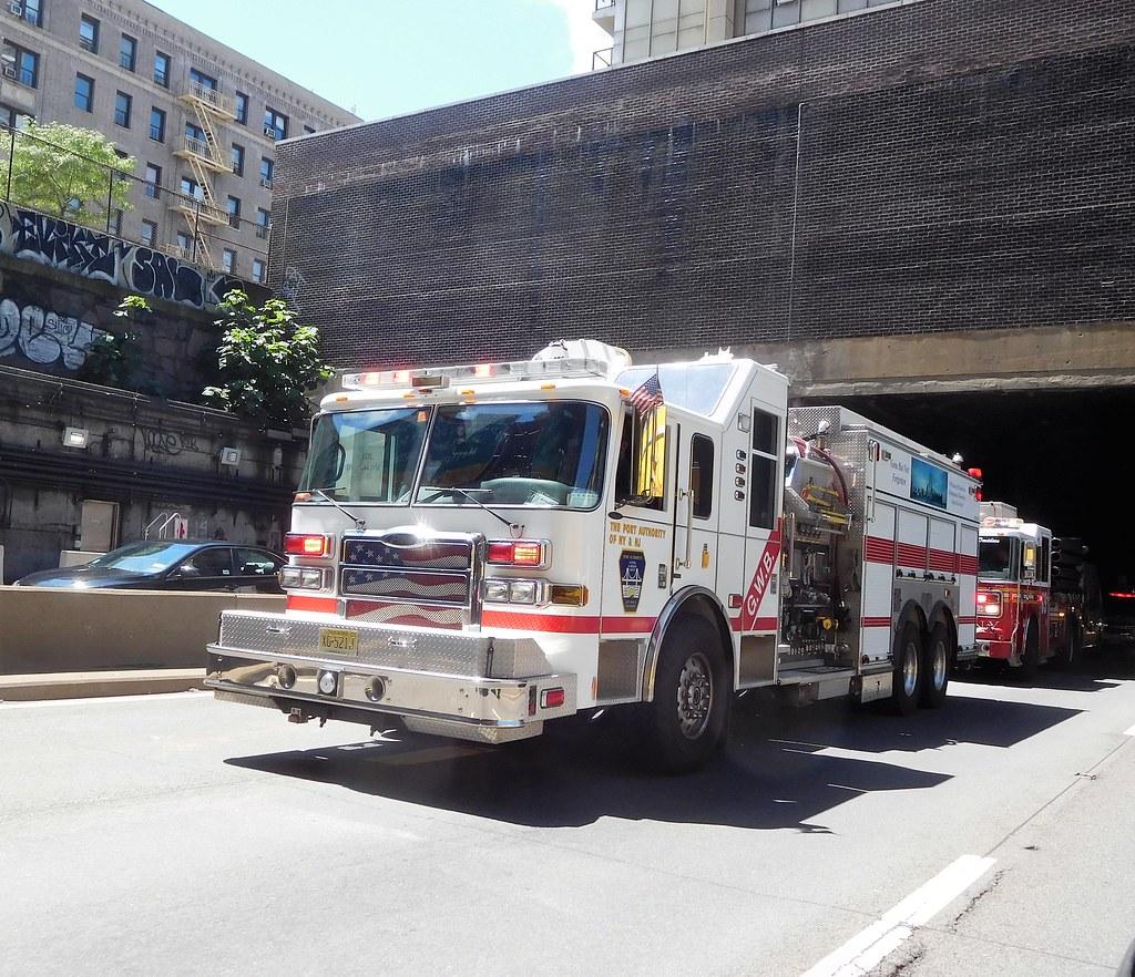 NY/NJ Port Authority Fire, Bronx NYC | Flickr - Photo Sharing!