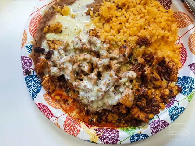 Chori Pollo - La Tapatia Market and Tacos