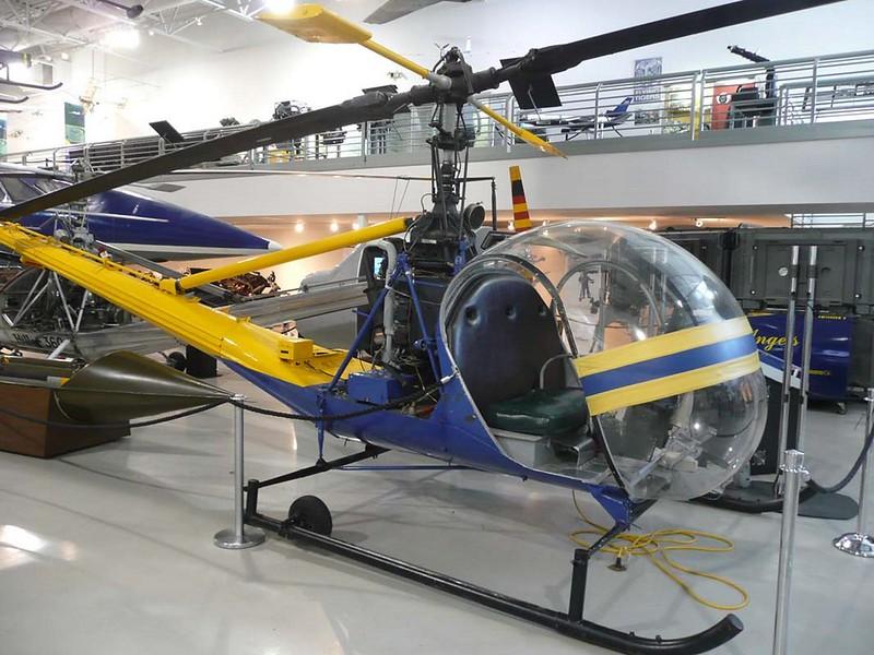 Hiller 360-OH-23 Raven 1