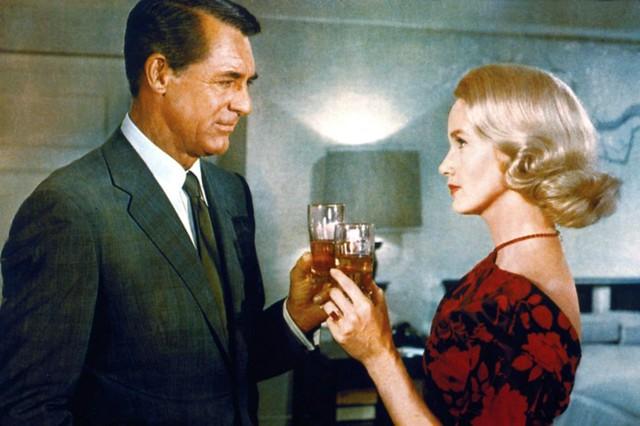 Cary Grant & Eva Marie Saint 1959 :
