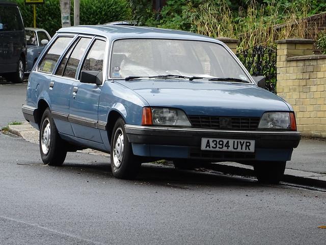 1984 Vauxhall Carlton 1.8L