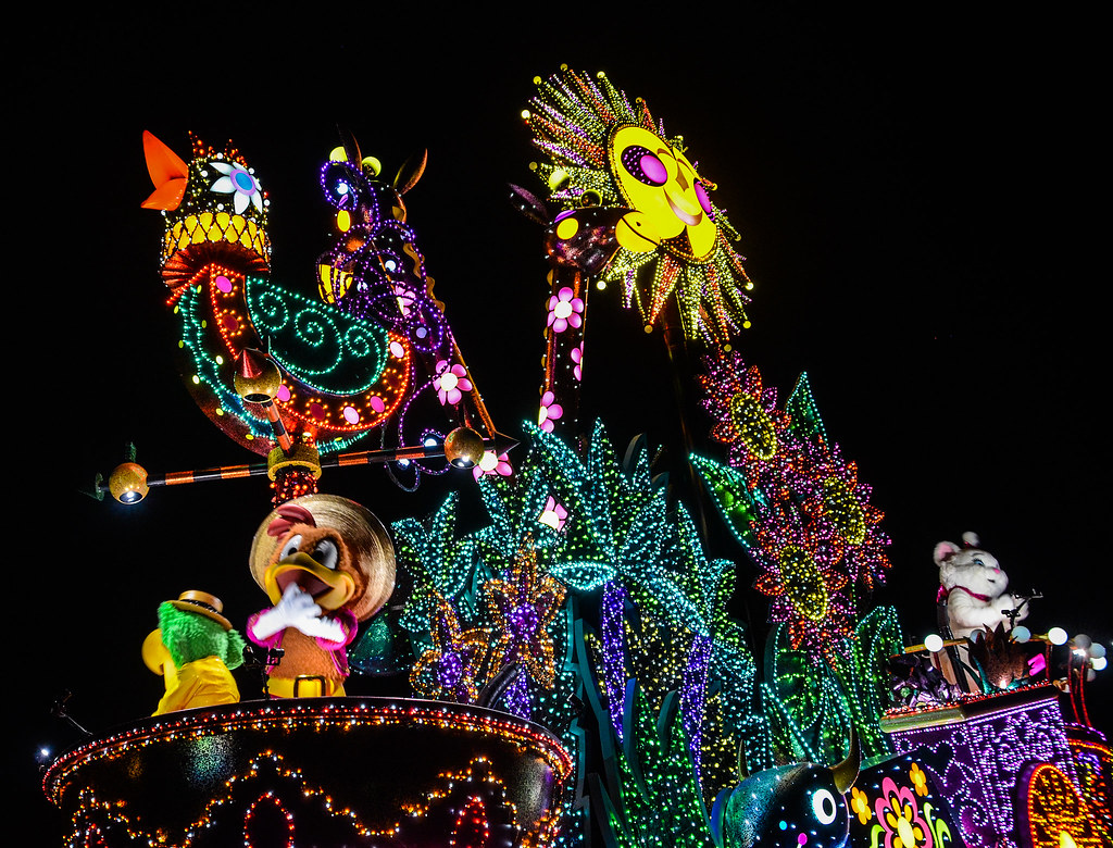 IASW 2 Caballeros Dreamlights TDL