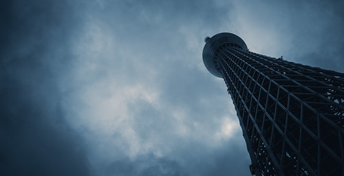 Skytree | by Mike Kniec