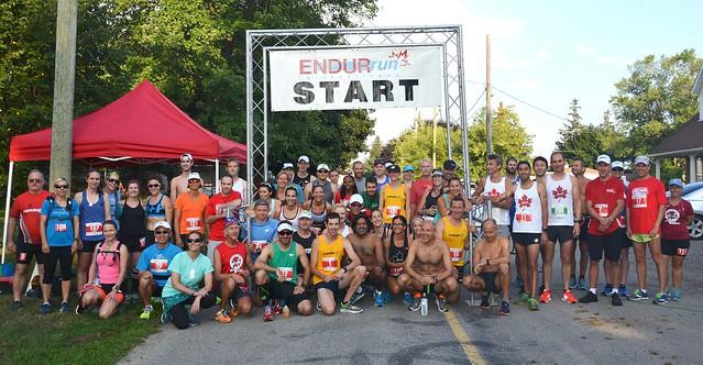 2018 ENDURrun Stage 1: Half Marathon