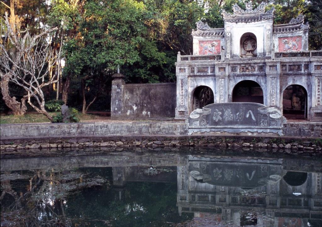 vn_hue_tuhieu_001 : temple Tu Hieu @ Hue, Vietnam Centre