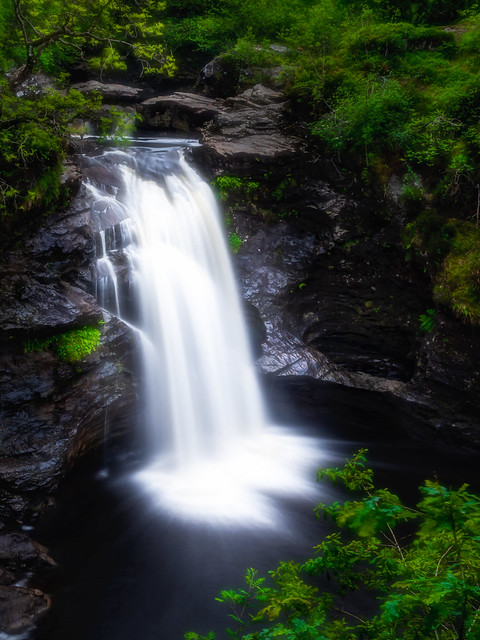 Falls of Falloch - Scotland